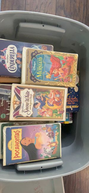 DISNEY MOVIES - Name a price for Sale in Las Vegas, NV