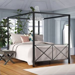Gilma Canopy Queen Bed Frame for Sale in Covington, KY