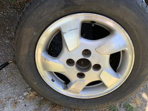 Honda Accord wheels with tires for Sale in Rio Vista, CA