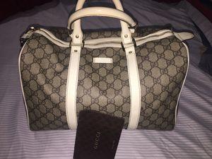 Authentic Gucci Boston Bag for Sale in Dallas, TX
