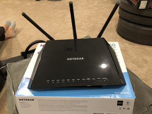 Netgear R6400 AC1750 Smart Wifi for Sale in Irvine, CA