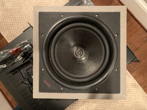 Speakercraft in-wall sun and amp for Sale in Alexandria, VA
