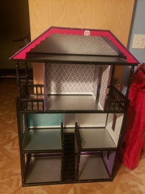 Wooden Doll house for Sale in Chicago, IL
