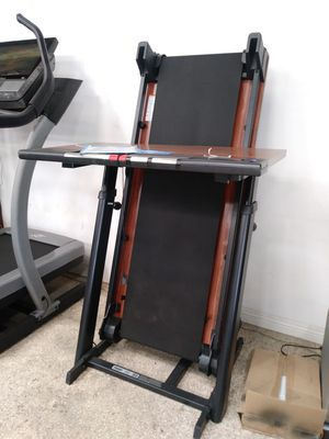Ready to get the best price on our DESK treadmill! for Sale in Los Angeles, CA