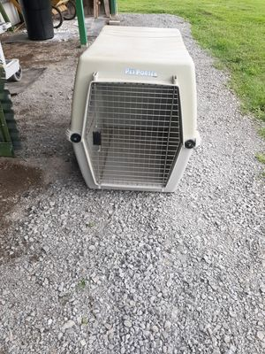 PET PORTER Large dog crate for Sale in Murfreesboro, TN