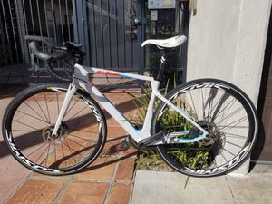 2019 Cube Axial C62 SL Disc full carbon road bike for Sale in West Los Angeles, CA