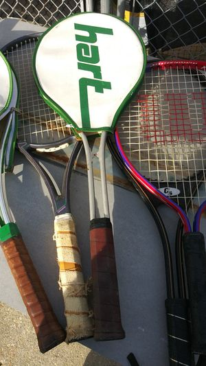 Tennis rackets for Sale in Waldorf, MD
