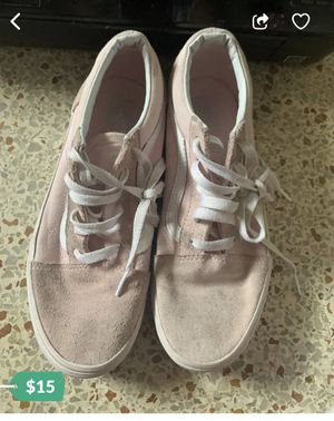 Vans shoes size 6 for Sale in Miami, FL