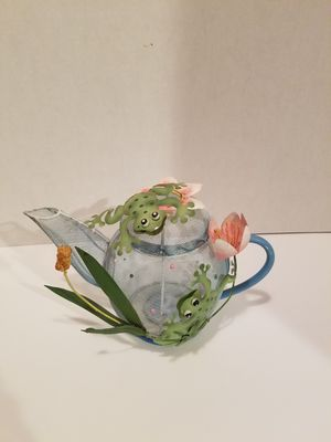 Tea pot candle holder for Sale in Spring, TX