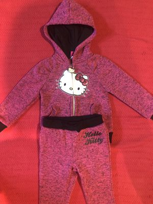 Hello kitty hoodie set for Sale in Philadelphia, PA