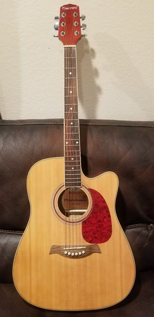 Gianni Acoustic-Electric Guitar for Sale in Rialto, CA