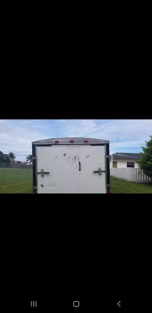 2017 enclosed trailer for Sale in Miami, FL