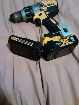 Dewalt 20v drill good condition for Sale in Stockbridge, GA