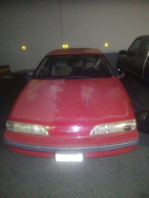 1990 ford thunderbird. Only 16k miles for Sale in Concord, CA
