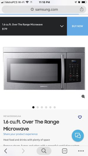 Brand New Samsung Microwave for Sale in Fort Lauderdale, FL