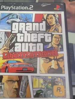 Grand theft Auto Library City Stories for Sale in East Chicago,  IN