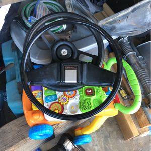 "C10 Parts"" Gmc Square Body Steering Wheel for Sale in Moreno Valley, CA"