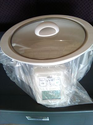 New Programmable Crock Pot for Sale in Fresno, CA