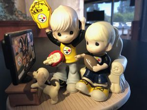 Precious moments Steelers figures for Sale in Rancho Santa Margarita, CA