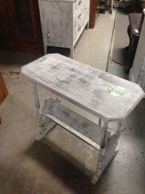 Shabby Chic vintage table for $65.00 for Sale in Wolcott, CT