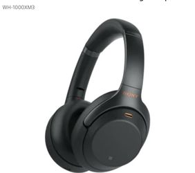 🆕 SONY WH-1000XM3 WIRELESS NOISE-CANCELING HEADPHONES for Sale in Hollywood,  FL