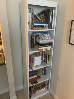 Bookcase 5 Shelves - ASAP Sell for Sale in Washington,  DC