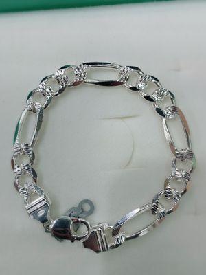 "925 sterling silver bracelet 9"" long for Sale in Bell, CA"