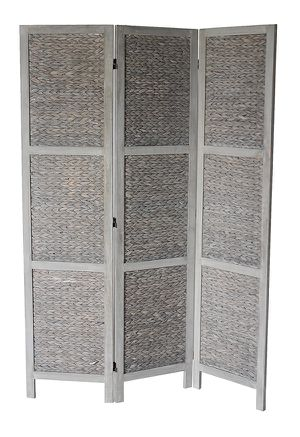 NEW, 3-Panel Room Divider, SKU# 7041-GR for Sale in Huntington Beach, CA