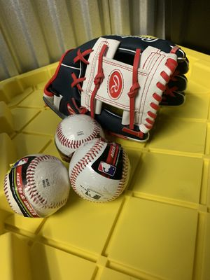 Baseball glove for Sale in Tamarac, FL