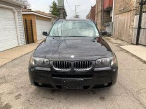 2006 BMW X3 for Sale in Chicago, IL