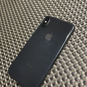 iPhone X 64 GB Space Gray - Unlocked for Sale in Fontana, CA