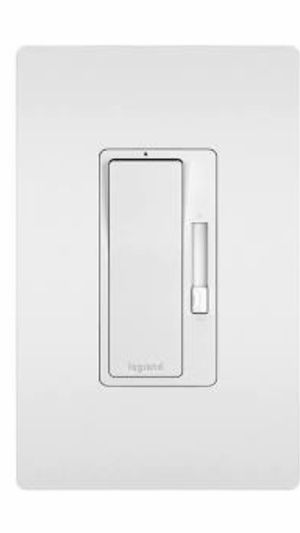 Legrand-Pass & Seymour RH703PTUW Dimmer Switch, White for Sale in San Francisco, CA