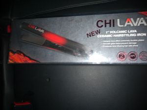 Chi Lava Hair Straightener for Sale in Affton, MO