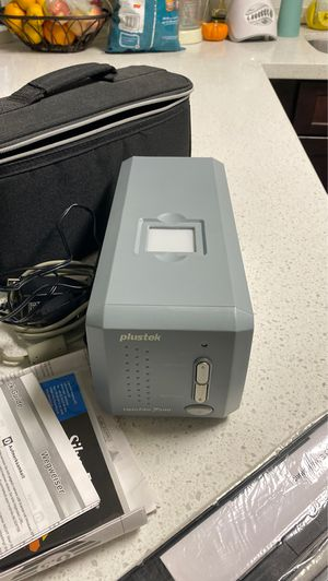 Plustek opticfilm 7200 scanner for Sale in Santa Ana, CA