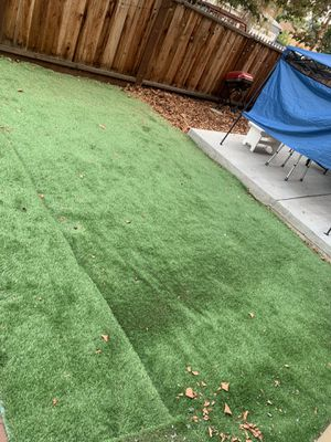 Artificial grass 12x18 ft for Sale in Redwood City, CA