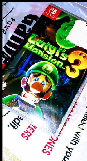 Luigi's Mansion 3 SEALED for Sale in San Diego, CA