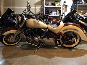 2000 Yamaha V Star 1100 Classic for Sale in Stafford, VA