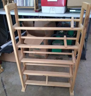 CD rack or children's shoe rack! for Sale in Norcross, GA