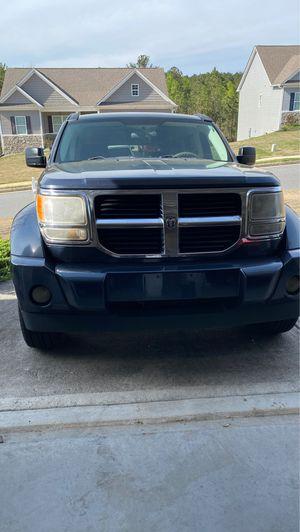 Dodge Nitro SXT 2008 3.7 L for Sale in Dallas, GA