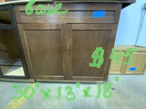 Various mismatch kitchen cabinets/ visit our website for more options for Sale in Orient, OH