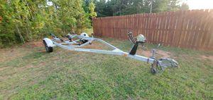 EZ Loader boat trailer. Fits 17 - 20 ft bowriders for Sale in Rockmart, GA
