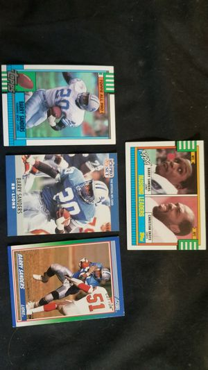 Baseball some football cards. Tons of rookies for Sale in Reynoldsburg, OH
