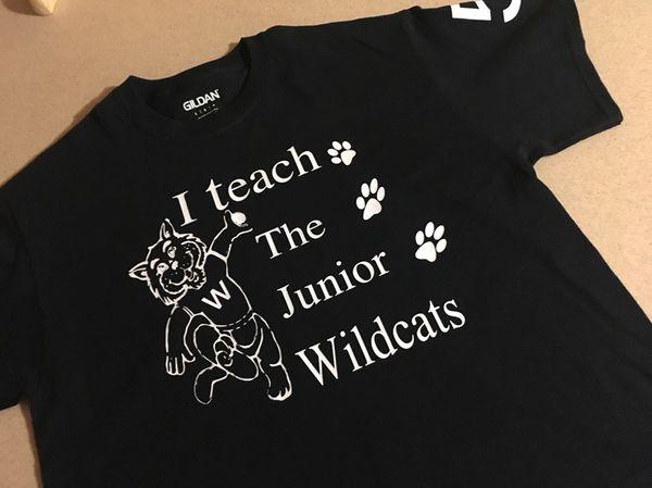School spirit shirts/ personalized shirts boys/girls/adults