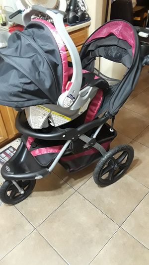 Baby trend stroller and car seat for Sale in Glendale, AZ