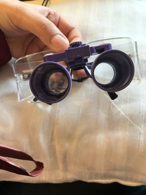 Oroscoptic Dental Loupes for Sale in Redmond, WA