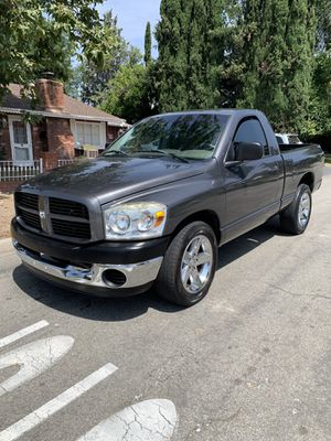 2008 DODGE RAM 1500 REGULAR CAB LOW MILES for Sale in San Bernardino, CA