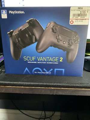 Scuf Vantage 2 PS4 / PC Controller for Sale in Cleveland, OH