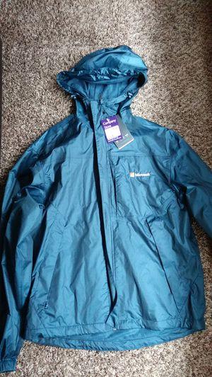 Turquoise Microsoft Company Store Raincoat for Sale in Seattle, WA
