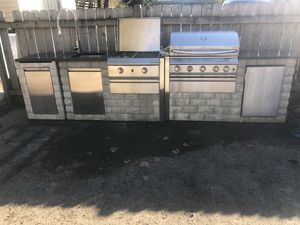 Grand Cafe Outdoor Kitchen BBQ Grill for Sale in Bellevue, WA