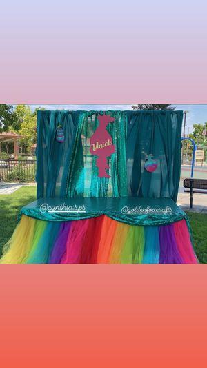 Trolls poppy setup for Sale in Los Angeles, CA